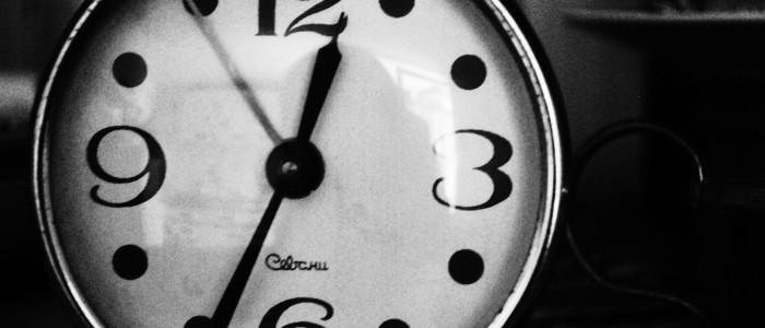 Time Mismanagement